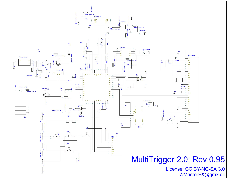 MultiTrigger 2.0 - Intervall,HDR,Blitz-/Sound,Lichtschranke [OLED ...